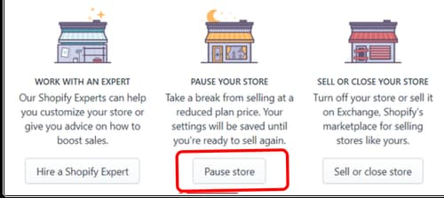 How to Delete Shopify Store
