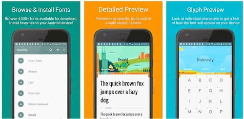 font-apps-for-android-free
