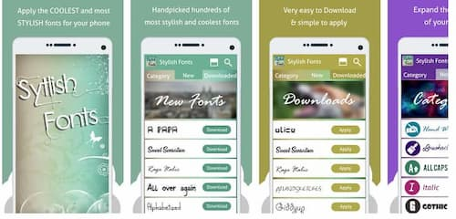 font-style-apps-free-download