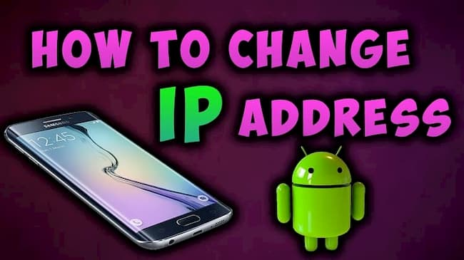 How to Change IP Address on Phone