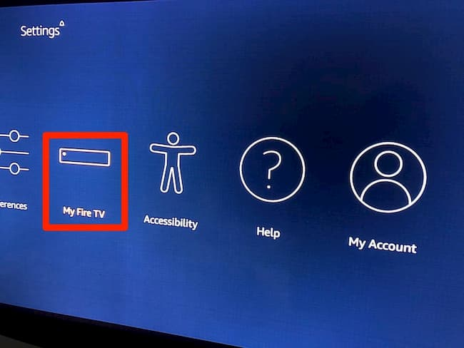 how to reset amazon fire stick without remote process