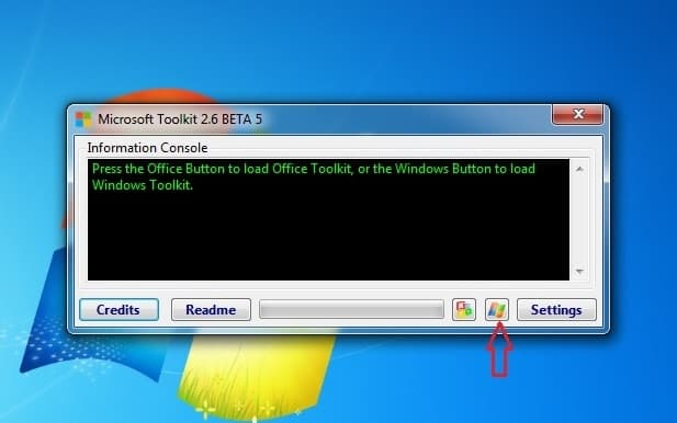 how to activate windows using microsoft toolkit