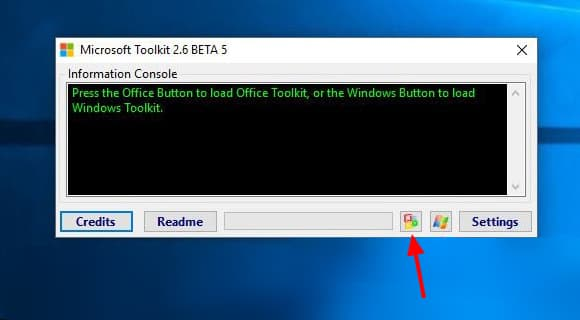 activate office using microsoft toolkit