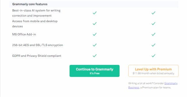 grammarly premium free for students discounts