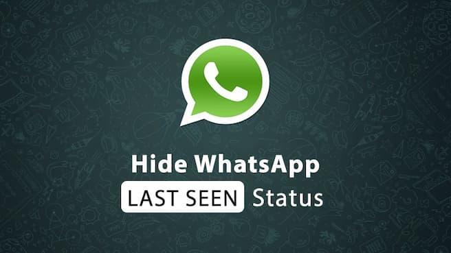 how to hide last seen whatsapp