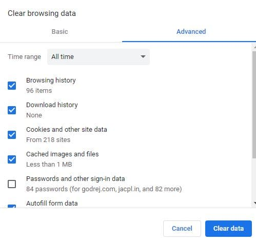 how to stop chrome blocked download