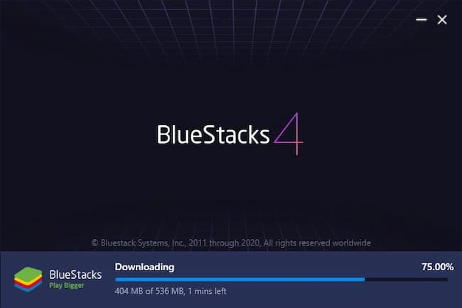 install bluestacks for xmeye on pc