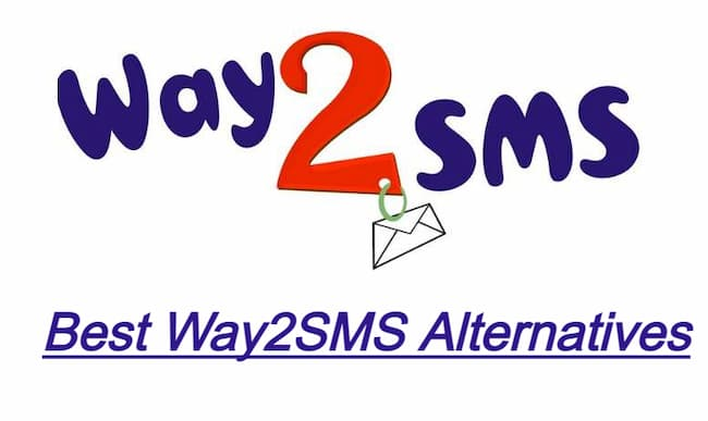 way2sms alternatives